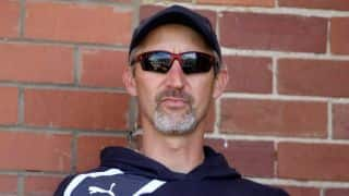 Jason Gillespie denies reports on contending for role of Australia's bowling coach