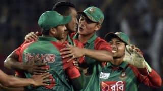 बांग्लादेश के कप्तान ने इन दो खिलाड़ियों पर फोड़ा सेमीफाइनल में भारत से मिली हार का ठीकरा