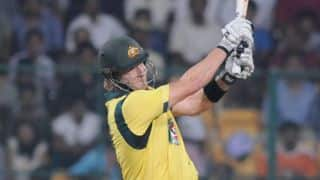 Shane Watson believes that Australia can improve in T20s