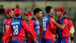 Unity the reason Afghanistan created record after Bangladesh win: Mujeeb Ur Rahman