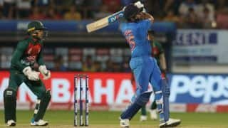 सिक्सर किंग रोहित ने कहा- लंबे छक्के जड़ने के लिए 'डोले-शोले' की जरूरत नहीं