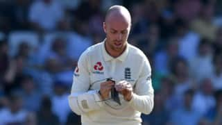 Free glasses for life for Jack Leach after Ben Stokes' tweet following Ashes heroics