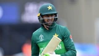 Cricket World Cup 2019: After first-ball duck against India, Shoaib Malik faces flak from former Pakistan players