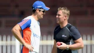 Shane Warne heaps praise on Alastair Cook