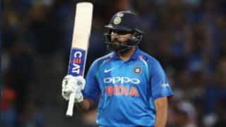 भारत के लिए विश्व कप जीतना चाहता हूं, यही मेरा सपना है: रोहित शर्मा