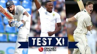 Year-ender: Test XI of 2017