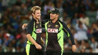Adam Zampa's 3-for stars in Australia's win at Adelaide; Sri Lanka claim series 2-1
