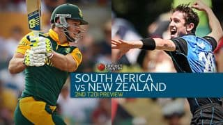 South Africa vs New Zealand, 2nd T20I at Centurion, Preview: Visitors look to level series