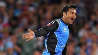 टी20 में धूम मचाने के बाद क्रिकेट का सबसे छोटा फॉर्मट खेलने के लिए तैयार हैं राशिद खान
