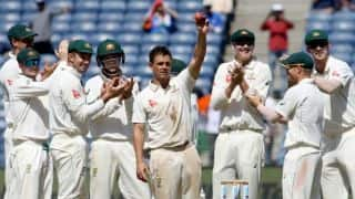 India vs Australia: Find out why Steve O' Keefe didn't have lunch on 2nd Day of Pune Test