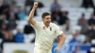 Ashes 2017-18: Chris Woakes ready to fill in for Ben Stokes