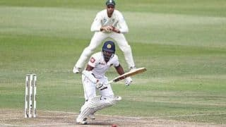 1st Test, Day 4: Kusal Perera keeps Sri Lankan hopes alive