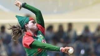 Jahanara Alam first Bangladesh woman to take T20I five-for