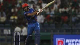 'धैर्य रखकर पूरे 50 ओवर खेलने की कोशिश करें अफगानी बल्लेबाज'