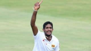 2nd Test: Rajitha puts South Africa on the ropes in Port Elizabeth