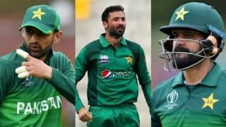 Mohammad Hafeez, Junaid Khan, Shoaib Malik unlikely to get new PCB central contracts
