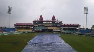 India vs South Africa Dharamsala Weather Update: IND vs SA rain forecast, 1st T20I: Heavy downpour again at Dharamsala, cut off time is 9.46 pm
