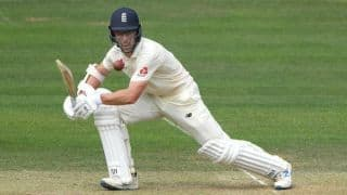 England vs Ireland Test: Son Jack Leach keeps cool to score 92, father Simon skips Lord's due to heatwave