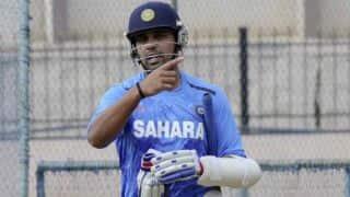 Chennai Super Kings (CSK) vs Delhi Daredevils (DD), IPL 2014: Delhi lose Mayank Agarwal's wicket
