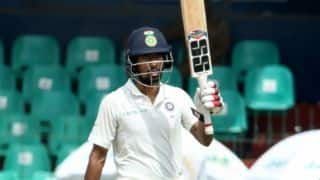 Wriddhiman Saha: Enjoy keeping wickets on turning tracks