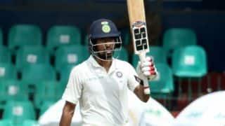 Wriddhiman Saha: Enjoy keeping wickets on turning tracks