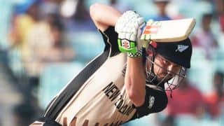 1st ODI saw a different knock than I am used to playing, says Colin Munro