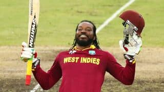 Chris Gayle 215 vs Zimbabwe: Video highlights