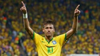 Injury scare for Neymar ahead of WC qualifier