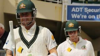 Michael Clarke feels Steven Smith and he could play together in Australian team