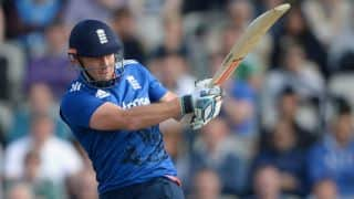 Jonny Bairstow replaces injured Alex Hales