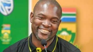 South Africa's interim Team Director Enoch Nkwe looks forward to 'exciting' India challenge