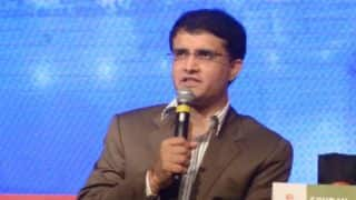 Ganguly on joining BJP: Will not comment