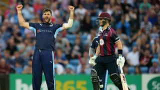 ECB to consider artificial pitches for T20 cricket
