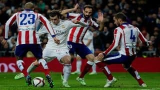 Gareth Bale believes no Atletico Madrid player would feature in Real Madrid's team