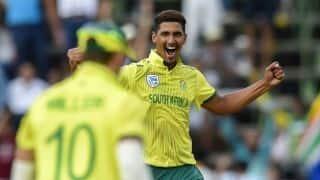 3rd T20I: Beuran Hendricks takes career-best 4/14 as Pakistan post 168/9