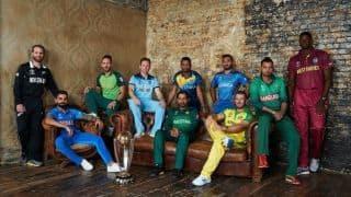 Cricket World Cup 2019: Virat Kohli, Kane Williamson and other captains' photo shoot evokes Twitter frenzy