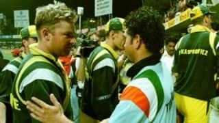 Sachin Tendulkar recalls gruelling 48 hours at Sharjah in 1998