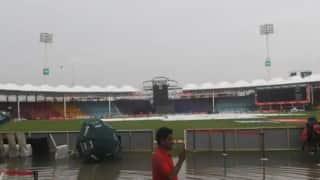 पाक और श्रीलंका बीच खेला जाने वाला दूसरा वनडे एक दिन के लिए टला