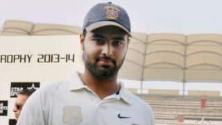 Rohit Motwani satisfied with his Ranji Trophy performances