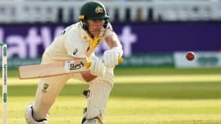 Ashes 2019: Super sub Marnus Labuschagne steps up to save Australia the blushes