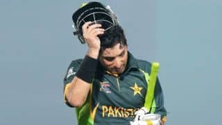 Pakistan vs Sri Lanka 2014: Misbah-ul-Haq's last six ODI fifties have come in defeats