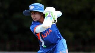 Sri Lanka women defeat India women by three wickets in first T20I