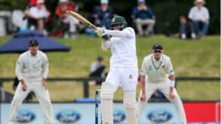 Sarkar and Shakib propel BAN to 128 vs NZ at Christchurch