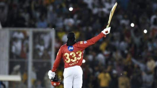 IPL 2018: Gayle storm consumes SRH; KXIP record 3rd win