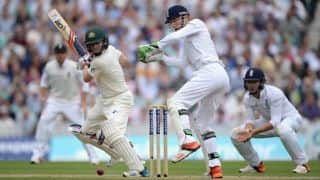 Chris Rogers goes past 2000 runs in Tests on first day of 5th Ashes Test at The Oval