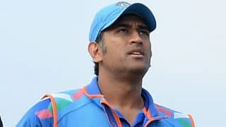 India tour of England 2014: We lost wickets cheaply, says MS Dhoni