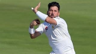 My goal is to be remembered as one of the best spinners: Yasir Shah