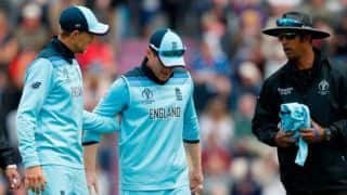 Cricket World Cup 2019: Eoin Morgan, Jason Roy injured during match against West Indies