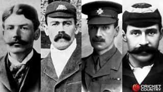 Movember: Celebrating cricket's greatest moustaches – Part 1