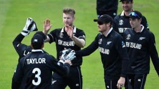 Cricket World Cup 2019: I let a few external voices affect my bowling: James Neesham